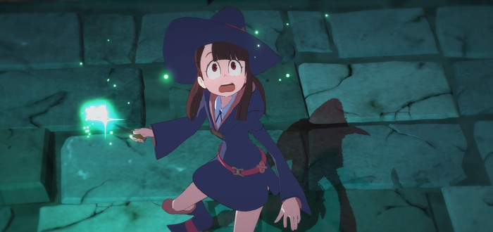 Игра Little Witch Academia от Bandai Namco выйдет в мае