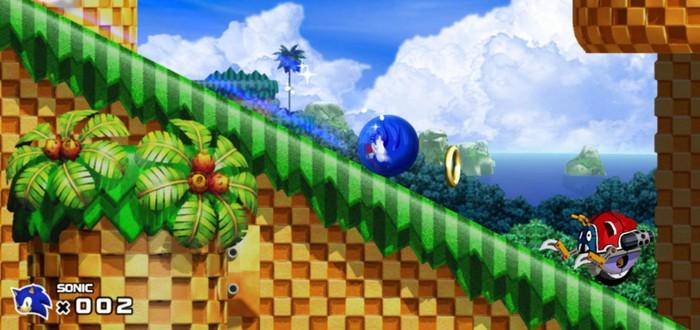 Первый взгляд на фанатский редактор уровней Sonic Maker