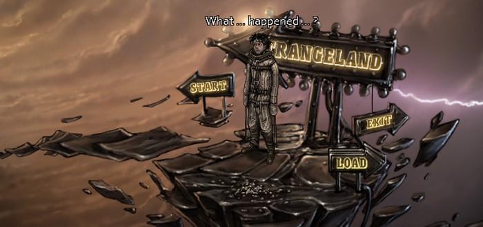 Strangeland — новая игра от разработчиков Primordia