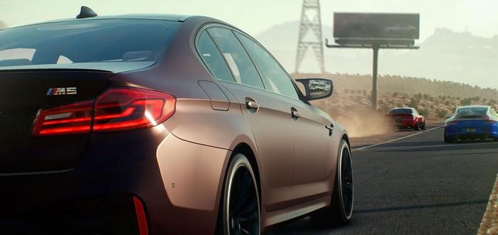 В Need for Speed Payback грядет крупное обновление