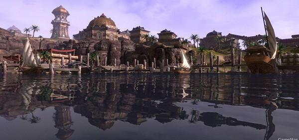 Геймплейное видео The Elder Scrolls Online