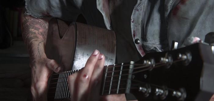 The Last of Us Part 2 выглядит шикарно в игровых тестах