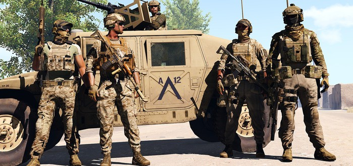 Разработчики Arma 3 сделали пожертвование в Международный комитет Красного Креста
