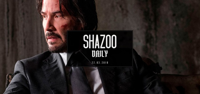 Shazoo Daily: Позовите Джона Уика