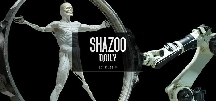 Shazoo Daily: дробовик и рокетлиг