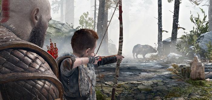 К финалу God of War Атрей воспринимается как семья