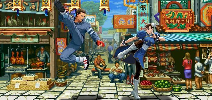 Работа над сериалом по Street Fighter уже началась