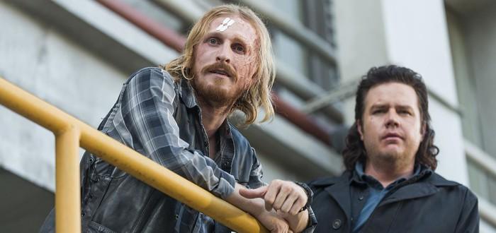 """8 из 12 худших эпизодов """"Ходячих мертвецов"""" были в восьмом сезоне"""