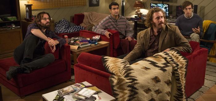 HBO рекламирует новый сезон Silicon Valley с помощью пиццы и дронов