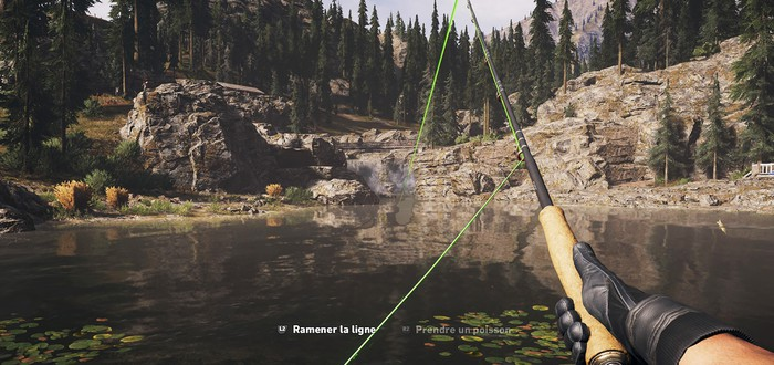 Гайд Far Cry 5: Как ловить рыбу и где найти удочку