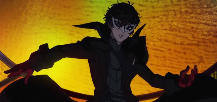 Первый взгляд на аниме Persona 5