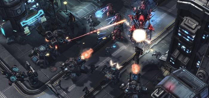 Вечерний Starcraft 2 на вечернем Shazoolive