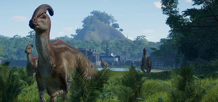Jurassic World Evolution не будет поддерживать моды на релизе