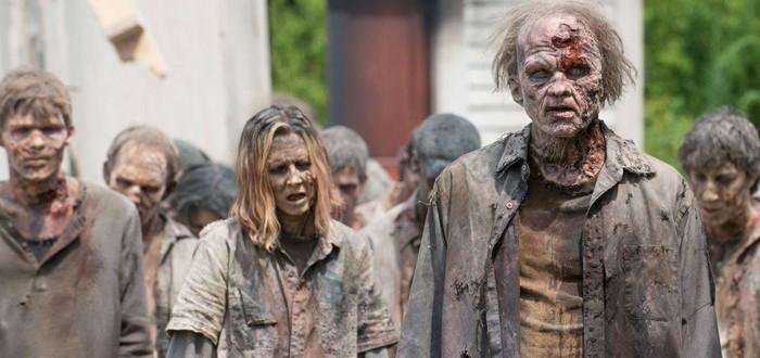 """Продюсер """"Ходячих мертвецов"""" хочет спин-офф о зомби в снежном апокалипсисе"""