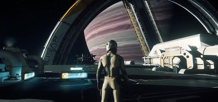 Вокруг вселенной Squadron 42: Гигантские корабли и ИИ