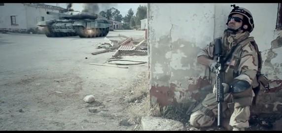 Battlefield 3 Conquest IRL