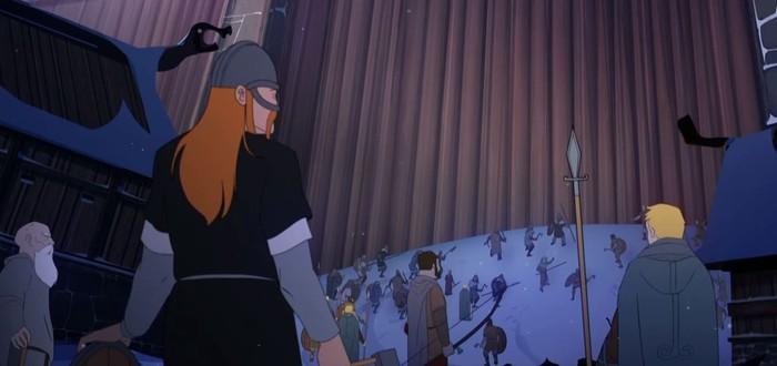 Первые полчаса The Banner Saga 3