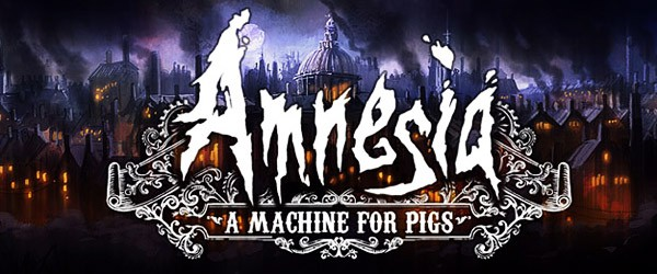 Первый тизер Amnesia: A Machine For Pigs