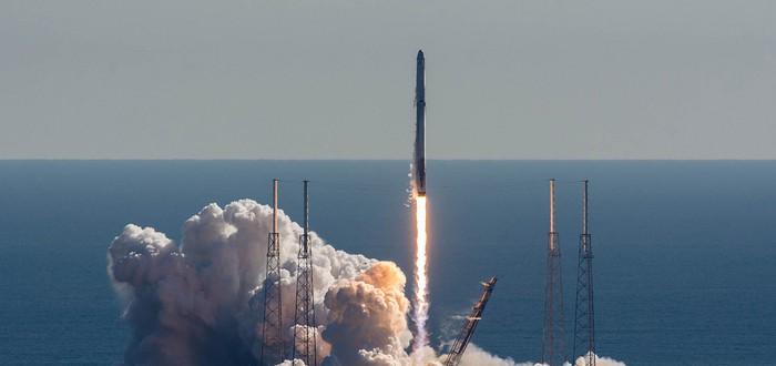Прямой эфир с запуска SpaceX — на МКС отправят новый принтер