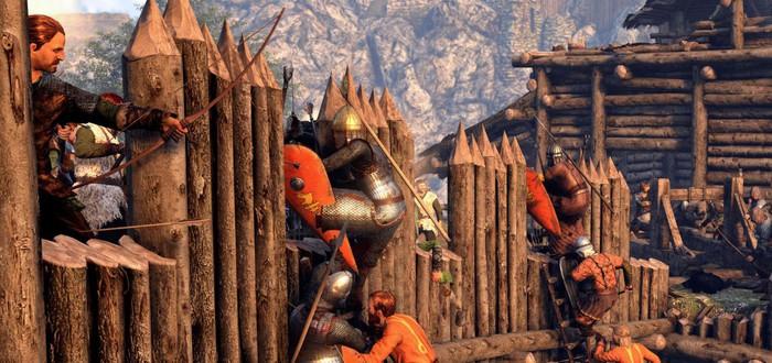 Разработчики Mount & Blade 2: Bannerlord рассказали об осадных орудиях