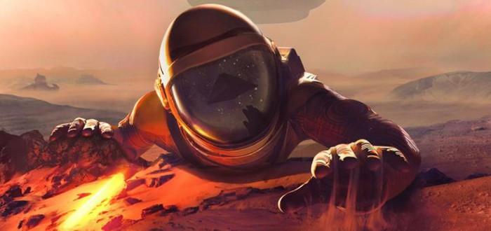 17 минут космического приключения Downward Spiral: Horus Station
