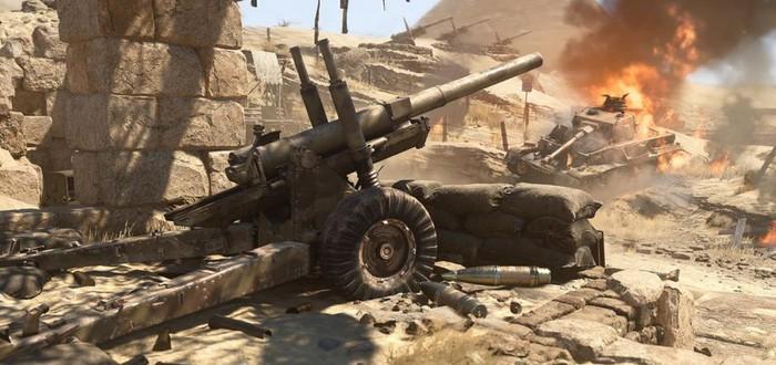 Дюнкерк и Египет в трейлере второго набора дополнений для Call of Duty: WWII