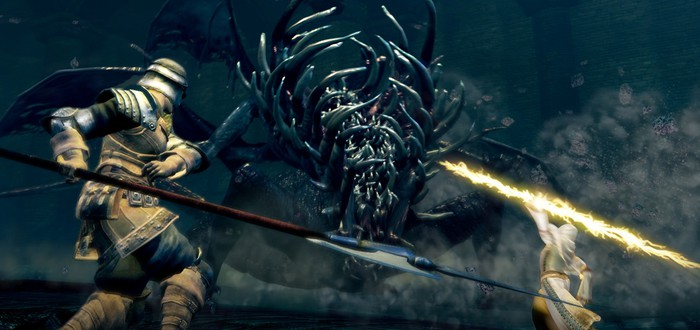 Скриншоты Dark Souls Remastered и сравнение с PC-версией