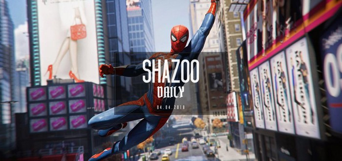 Shazoo Daily: День Человека-паука