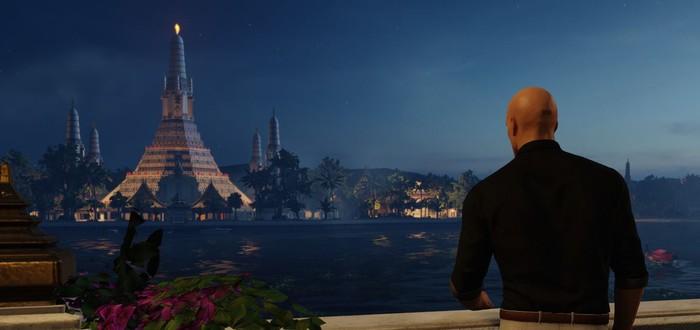 Hitman достиг отметки 12 миллионов игроков