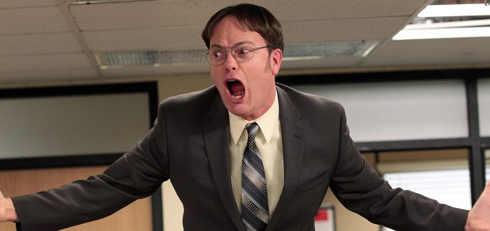 """NBC думает о перезапуске """"Офиса"""""""