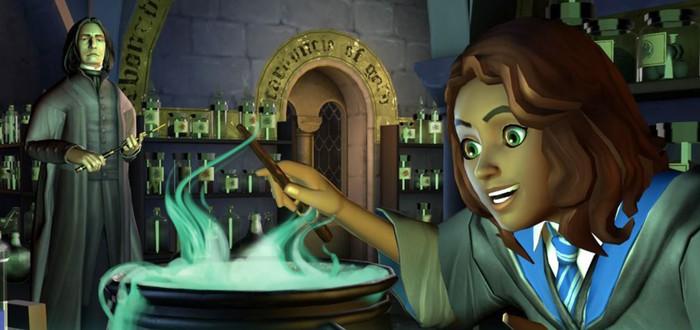 Мобильная RPG Harry Potter: Hogwarts Mystery выйдет в конце апреля