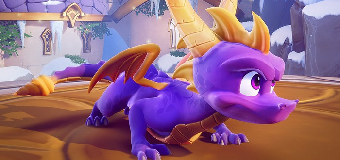Первый трейлер Spyro Reignited Trilogy, релиз в сентябре на PS4 и Xbox One