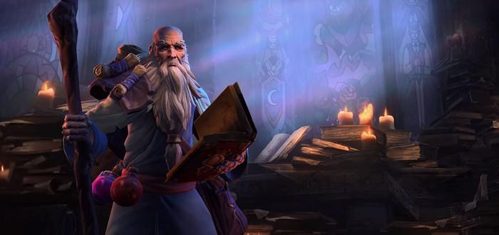 Декард Каин из Diablo станет новым персонажем Heroes of the Storm
