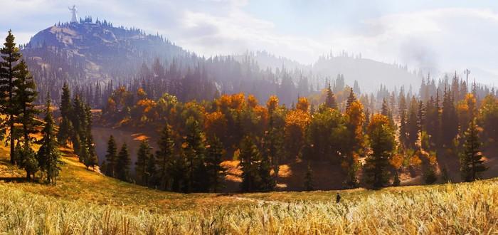 Сравнение Far Cry 5 и Far Cry 2