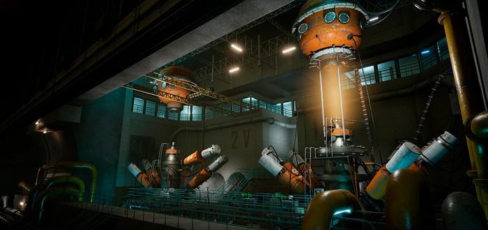 Новые скриншоты Project Lambda — Half-Life на Unreal Engine 4