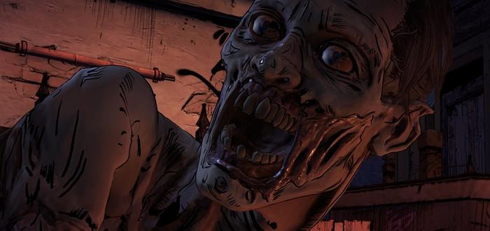 В последнем сезоне The Walking Dead от Telltale будут случайные стычки с ходячими