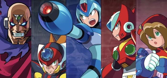 Дилогия Mega Man X Legacy Collection выйдет на PC и консолях 24 июля