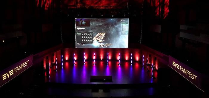 Прямой эфир с церемонии открытия EVE Fanfest 2018