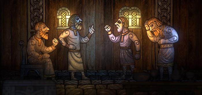Политика и интриги в новом ролике Total War Saga: Thrones of Britannia