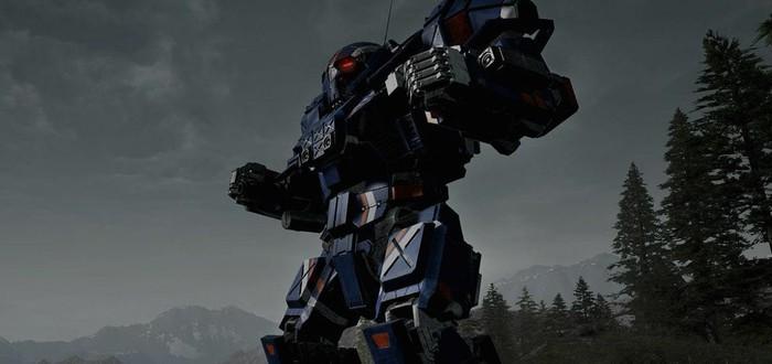 Разрушительный трейлер MechWarrior 5: Mercenaries