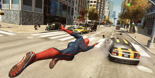 The Amazing Spider-Man для PC в августе