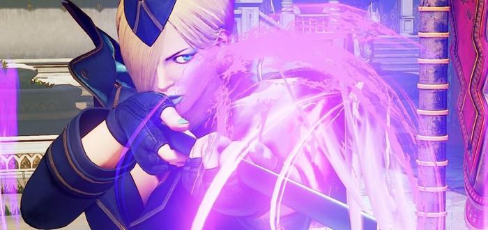 Falke — новая героиня Street Fighter V: Arcade Edition