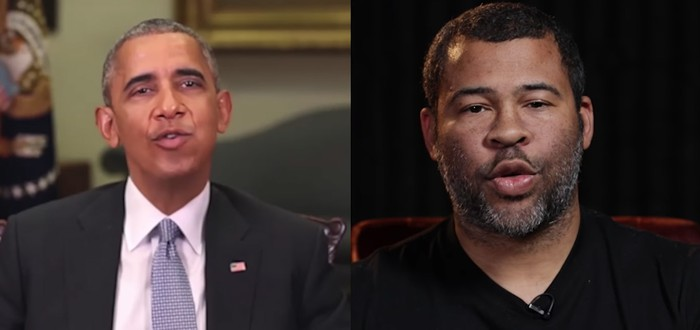 Джордан Пил стал цифровым Обамой и послал Трампа