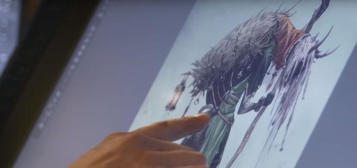 Разработчики God of War рассказали о ведьме и сражениях с ней
