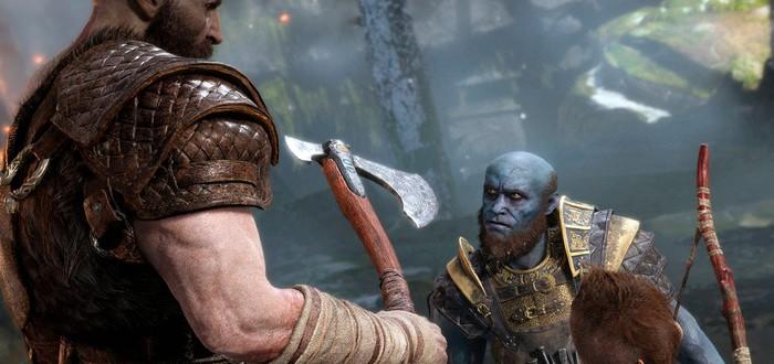 Кори Барлог плакал после падения эмбарго God of War