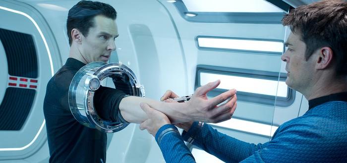 Бенедикт Камбербэтч раскрыл секрет Star Trek Стивену Хокингу