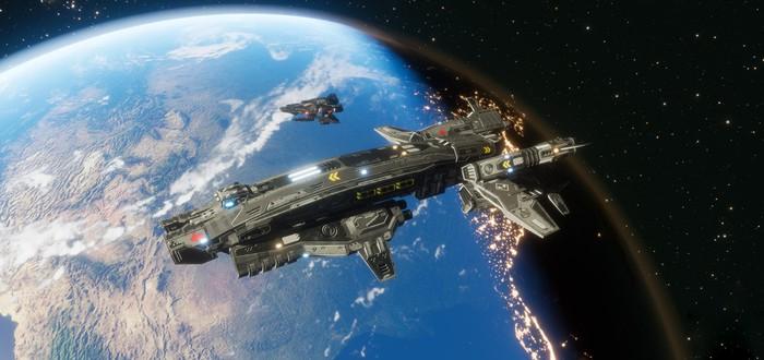 Космический шутер от бывшего дизайнера Star Citizen запущен на Kickstarter