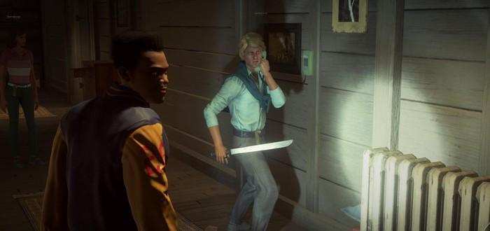 Первый взгляд на обновленный движок Friday The 13th: The Game