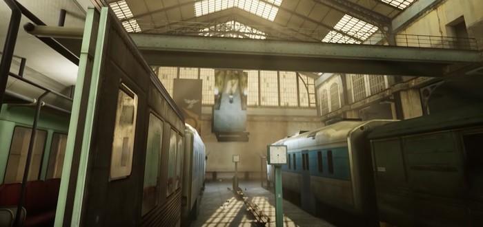 4 минуты геймплея Half-Life 2 на Unreal Engine 4