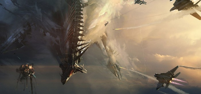 Илон Маск делает киборга-дракона